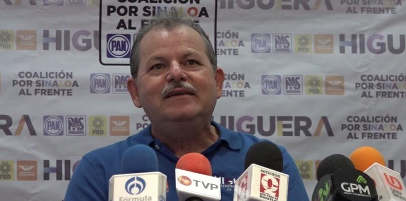 Alejandro Higuera arranca campaña por la presidencia municipal