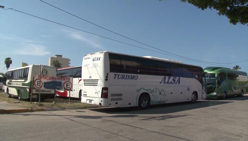 Llega turismo chartero a Mazatlán