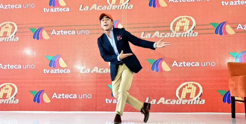 Adal Ramones se va a TV Azteca