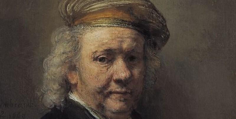 Descubren un nuevo retrato original de Rembrandt, según historiador