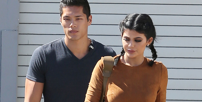 El guardaespaldas de Kylie Jenner habla sobre los rumores sobre ser el padre de Stormi