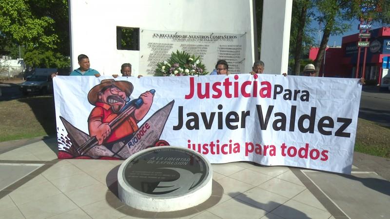 Un año del asesinato de Javier Valdéz, sigue impune