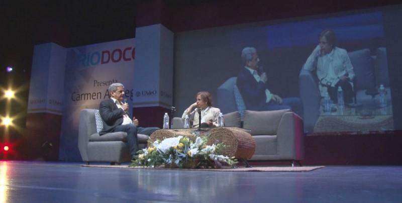 México fracturado por la violencia: Carmen Aristegui