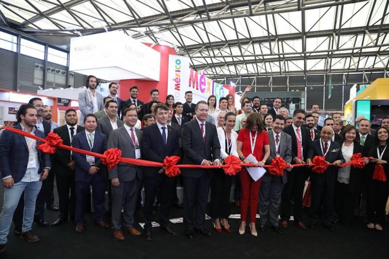 Inauguran Pabellón de México en la Expo SIAL China