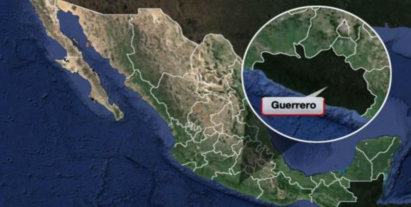 Se registra sismo magnitud 5.3 en Arcelia, Guerrero