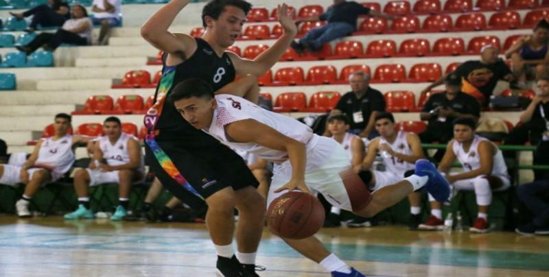 Sinaloa en semifinales en baloncesto en ON2018