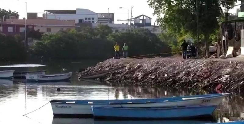 Encuentran dos cuerpos sin vida flotando en Mazatlán