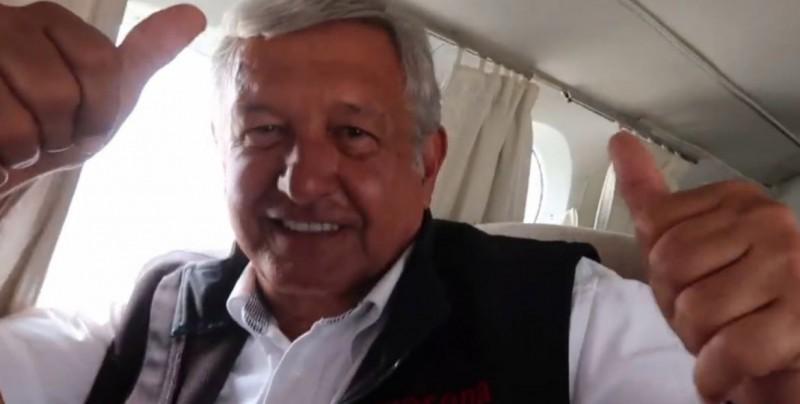 Un video muestra a López Obrador en entrevista  y en supuesto estado de ebriedad, pero el alterado es el video