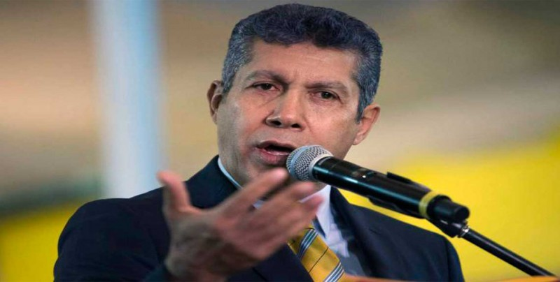 Henri Falcón, el candidato enfrentado a todos por la Presidencia de Venezuela