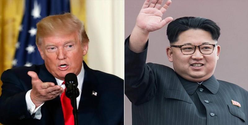 """Trump dice que está por ver """"lo que ocurre"""" con su cumbre con Kim Jong-un"""