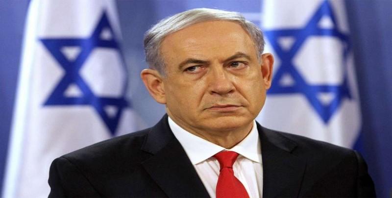 """Netanyahu dice que las protestas de Gaza fueron un """"acto de guerra de Hamás"""""""