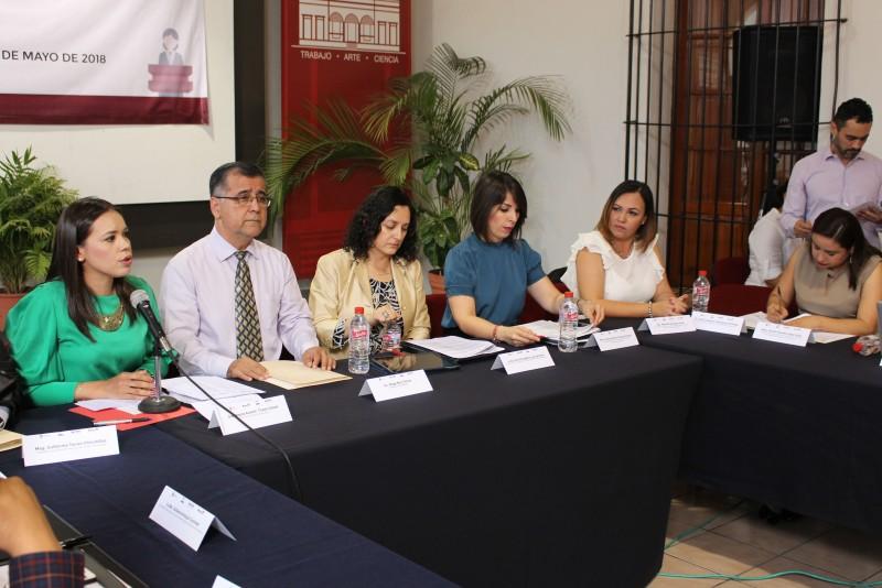 Presentan plan de trabajo para promover participación de mujeres en espacios públicos