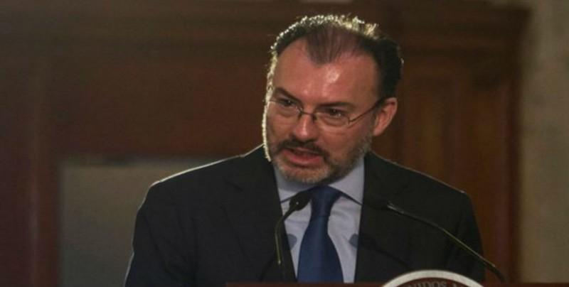 No hay fecha fatal en negociaciones del TLCAN: Videgaray