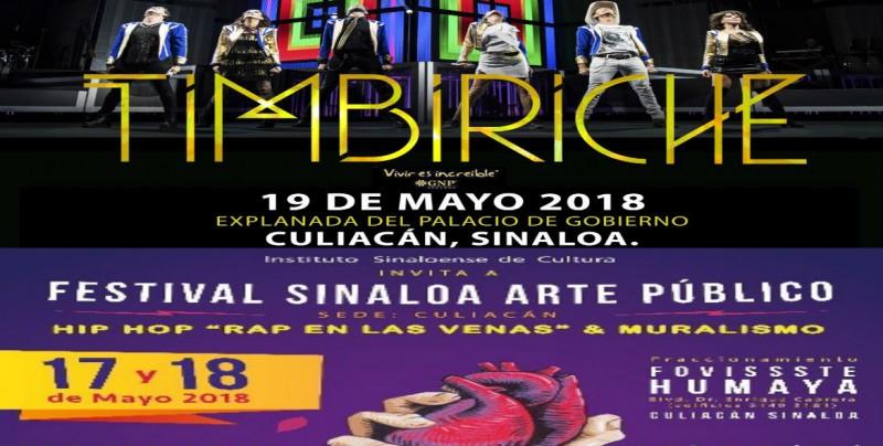 Llega festival a 7 municipios