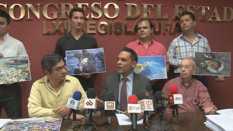 Buscan erradicar uso de bolsas de plástico en Sinaloa