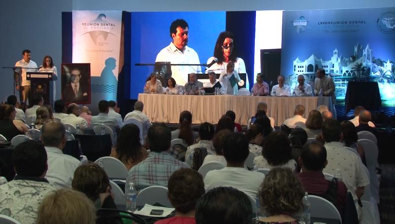 Mazatlán sede de reunión nacional de dentistas