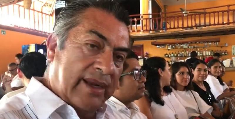 """'El Bronco' hace un video para """"declinar"""""""
