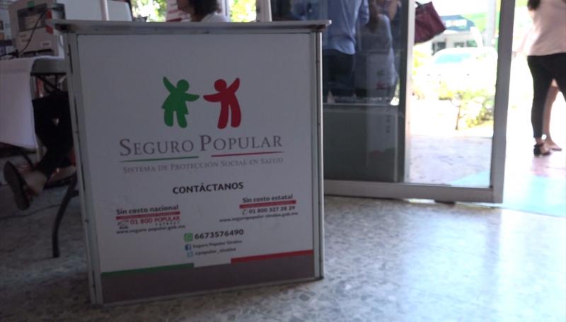 Colocan Nuevo Módulo Del Seguro Popular Salud Noticias