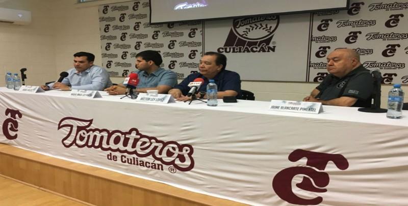 Tomateros ya prepara la Temporada 2018-2019