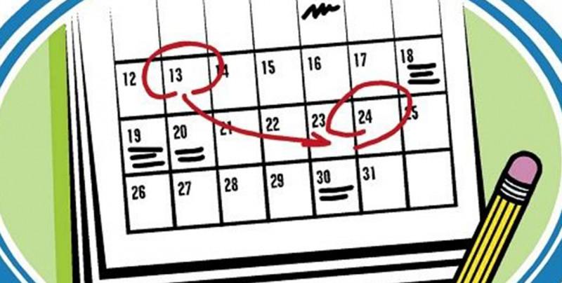 Metodo Del Calendario.Como Cuidarse Con El Metodo Del Ritmo Lo Mas Visto En Redes