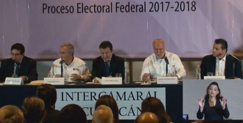 Organiza UAS encuentro entre candidatos al senado con medios de comunicación
