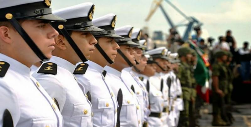 Conmemoran el Día de la Marina