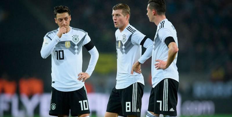 Alemania prohíbe el sexo a sus jugadores durante el Mundial