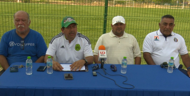 Mazatlán en liga nacional libre