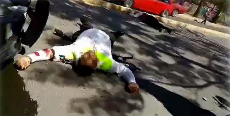 Grupo armado asesina a seis policías viales en Guanajuato