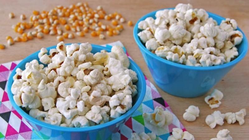 Cómo hacer palomitas de maíz en casa