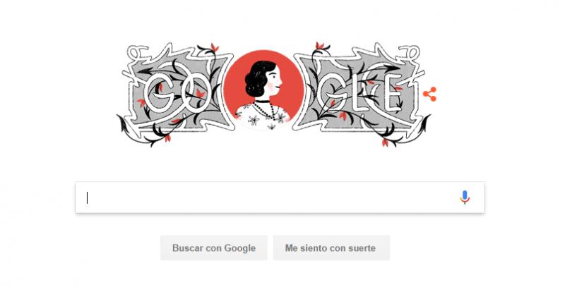 Doodle de Google rinde homeja a Hermila Galindo, ¿quién es?