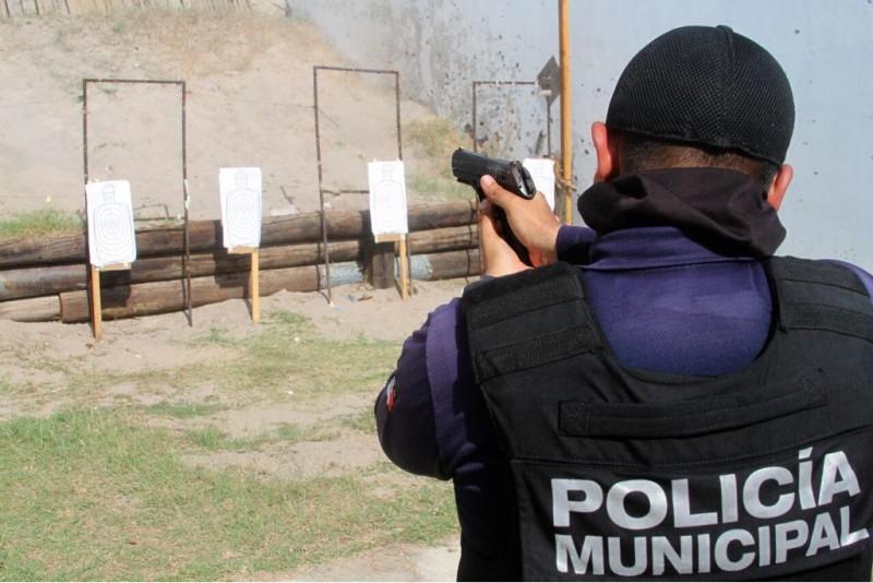 Se integran nuevos elementos a la Policía Municipal