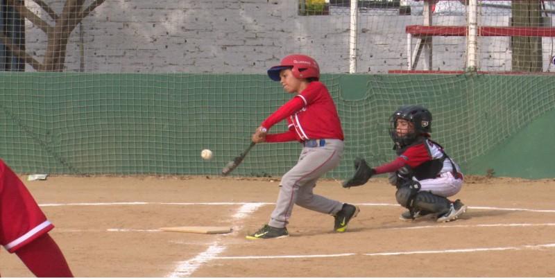 Arrancó el Distrital de Béisbol de la Región IV