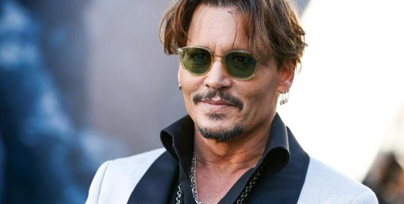 Johnny Depp preocupa a sus fans por lucir demacrado en recientes fotos