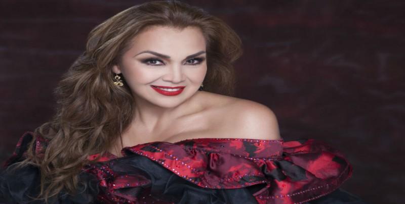 Aida Cuevas estará en Culiacán