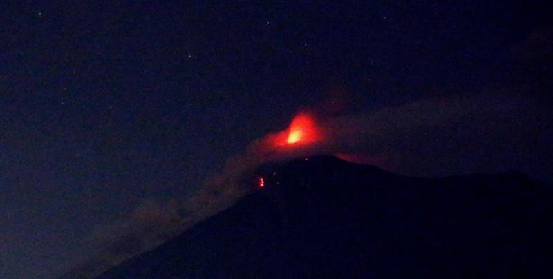 Aumentan a 30 los muertos por la erupción de volcán en Guatemala