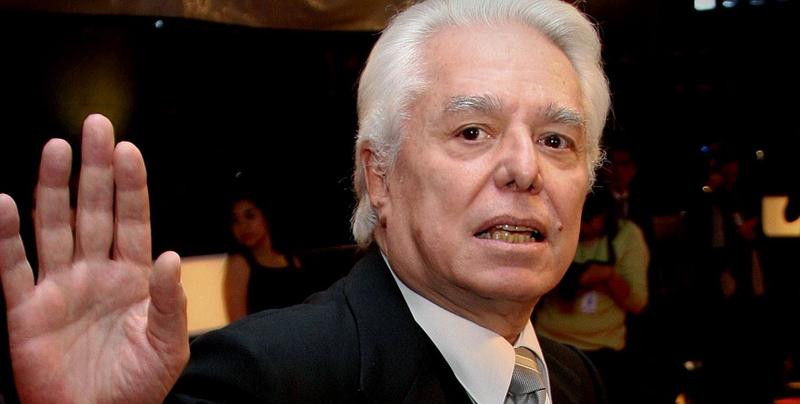 Enrique Guzmán se recupera tras una cirugía intestinal