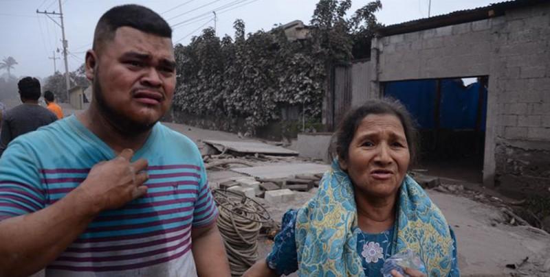 Ahora un sismo de 4.9 sacude costa de Guatemala