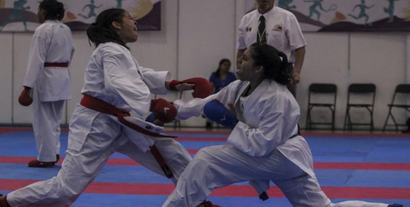 Llegaron los oros en Karate en Olimpiada Nacional