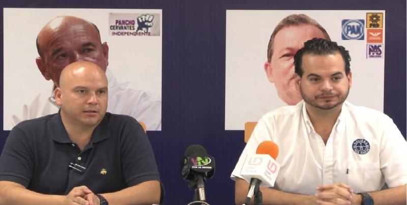 Realizarán encuentro entre candidatos a la Alcaldía de Mazatlán