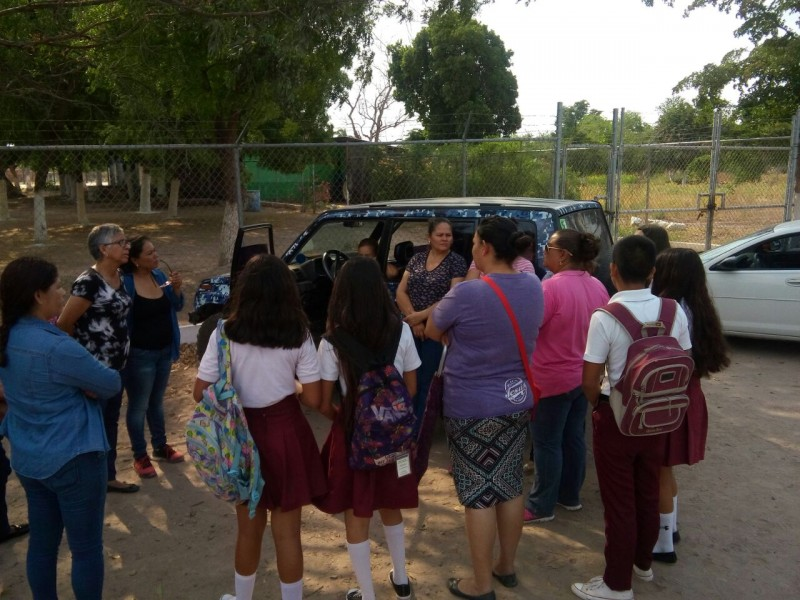 Toman secundaria de Charay