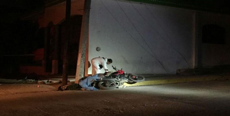 """Asesinan a dos jovenes en """"La Lazaro Cardenas"""""""