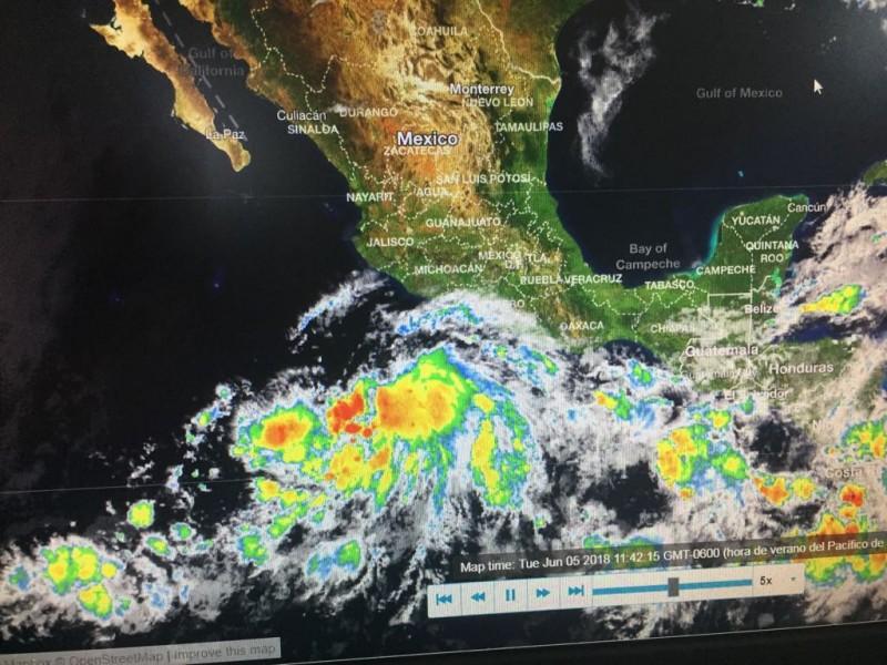 Se pronostican lluvias en la región: Meteorológico