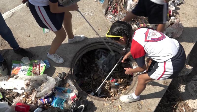 """Exitosa campaña de limpieza """"Manos a la Obra"""""""