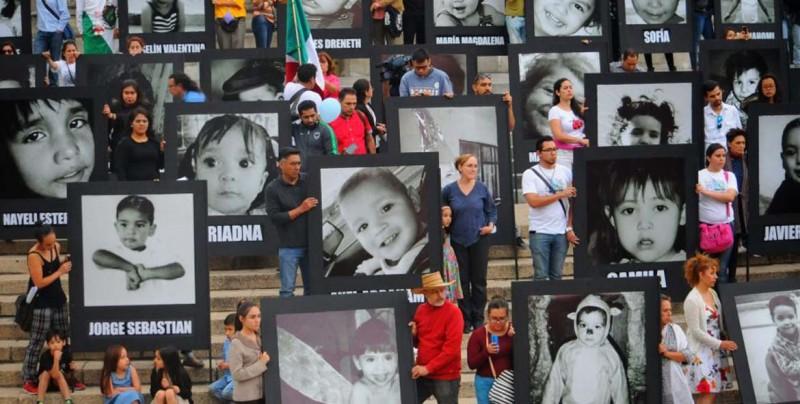 Familiares denuncian justicia tardía para víctimas de guardería ABC