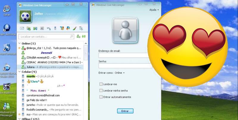 Buenas noticias, regresa MSN Messenger