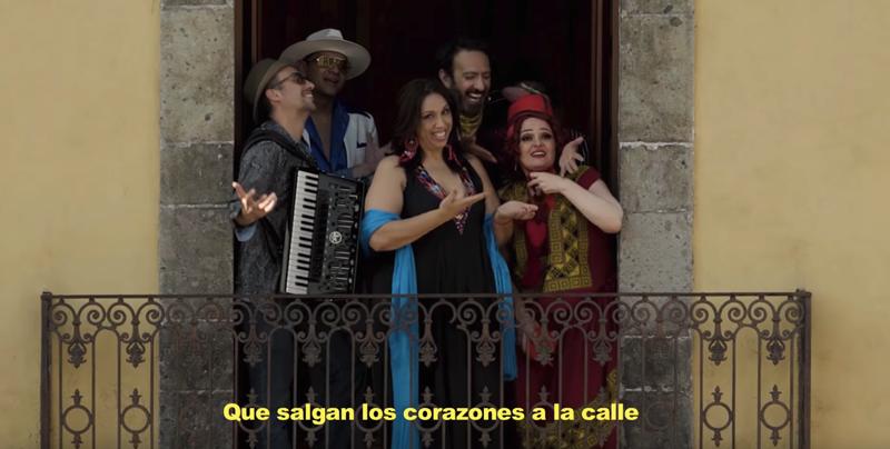"""Músicos y cantantes lanzan canción """"Yo te AMLO"""" en apoyo a Obrador"""