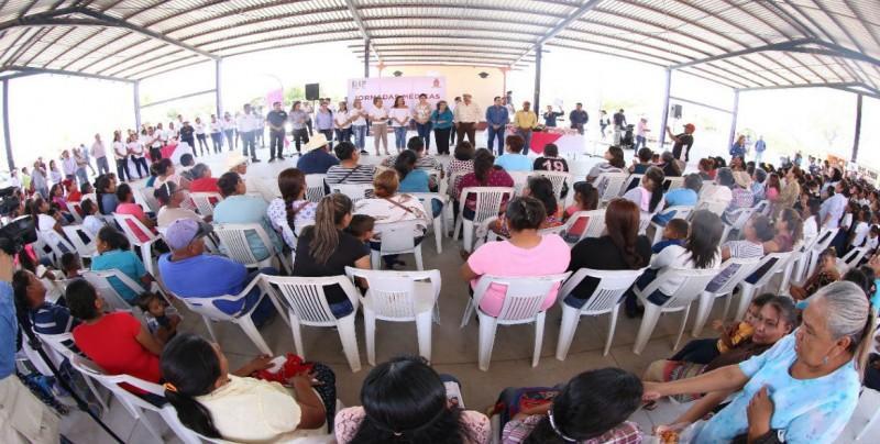 Comunidades de Choix y El Fuerte reciben servicios de DIF Sinaloa