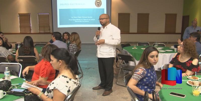 Delitos electorales en Sonora ya tiene 30 carpetas