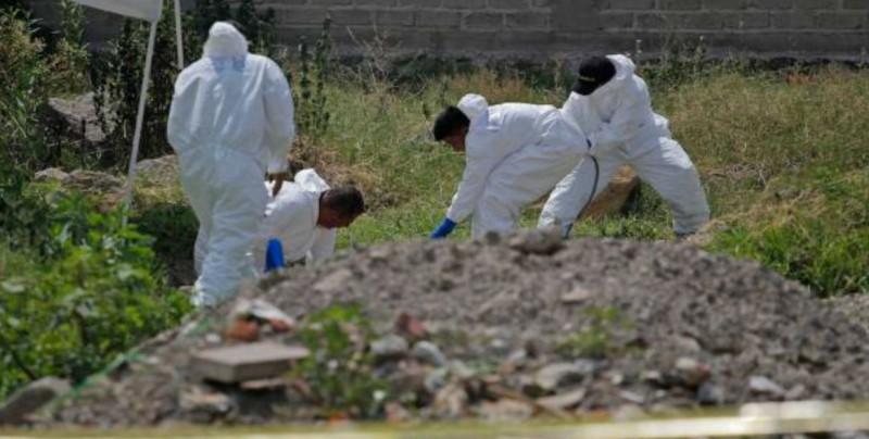 Localizan 8 cadáveres en fosa de El Salto, Jalisco